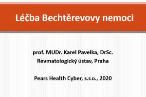Aktuální informace k léčbě Bechtěrevovy choroby